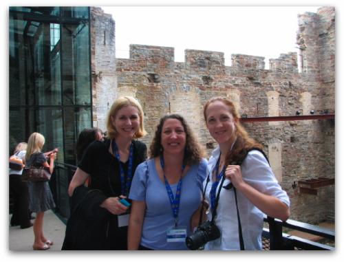 Anna, Amy & Nicole