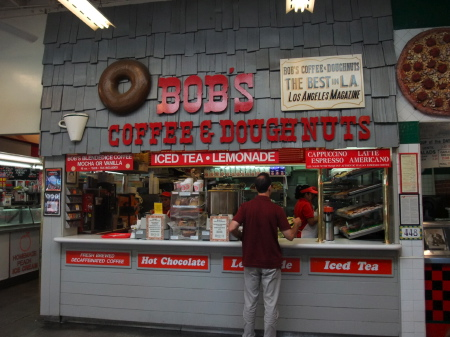 Bob's Donuts & Coffee