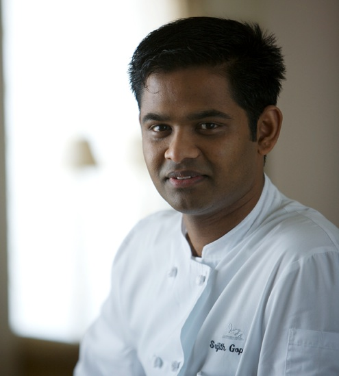 Executive Chef Sri Gopinathan