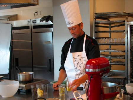 Chef Poirer