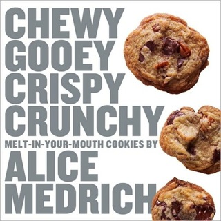 Chewy Gooey Crispy Crunch Melt-In-Your-Mouth Cookies