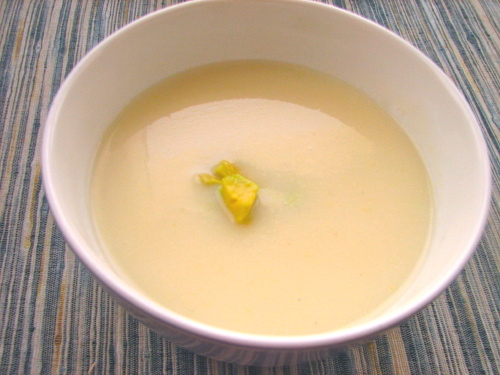 Chilled Corn Soup