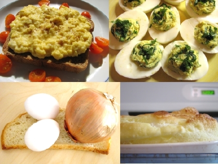 ... Amy: A Food Blog: Wasabi Deviled Eggs: Recipe & Eggceptional Links