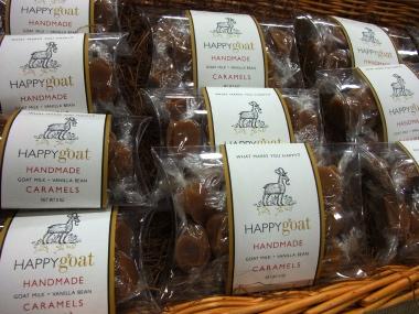 Happy Goat caramels