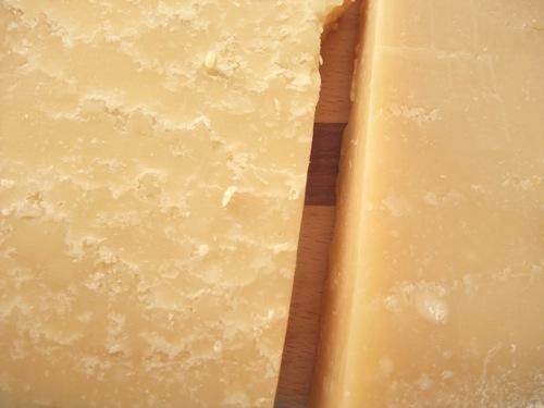Grana versus Parmigiano