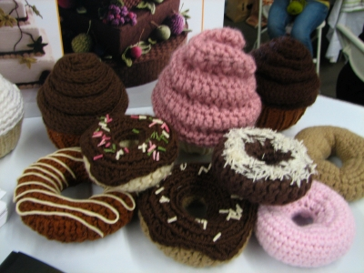 knitted sweets