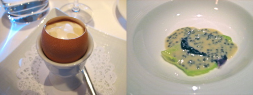 Arpege Egg, Cabbages & Caviar