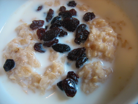oatmeal