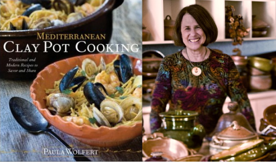 Paula Wolfert & Mediterranean Clay Pot Cooking