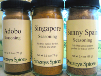 Cooking with Amy: A Food Blog: Penzey's Spices