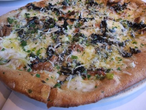 Oliveto cafe pizza