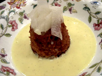 Quince Pudding