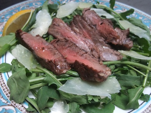 t halt me from eating materials people ordinarily grill similar steak Bison Tagliata Recipe