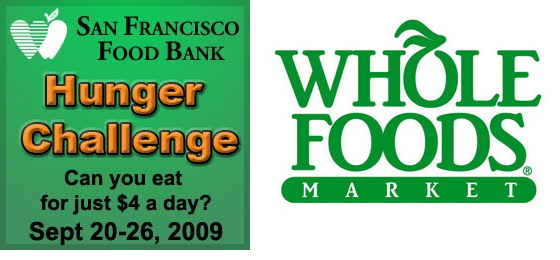 Hunger Challenge 2009