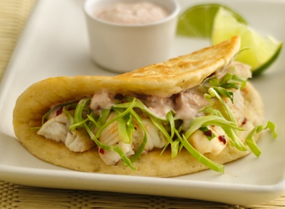 Zesty Lime-Fish Tacoss